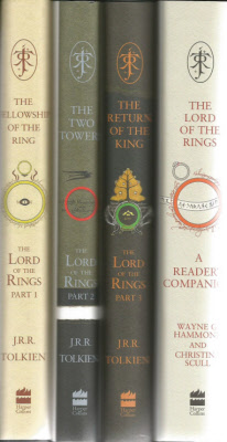 a brief summary of the lord of the rings andy commons