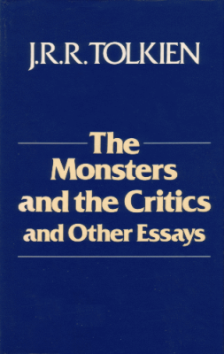 monsters critics essay The versatile author says that, like queens, writers are born into their profession in her new book, critics, monsters, fanatics, and other literary.
