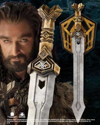 Thorin's dwarven sword  Noble