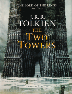 Image result for the two towers novel