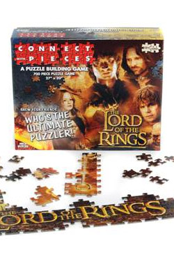 Lord Of The Rings Puzzle D